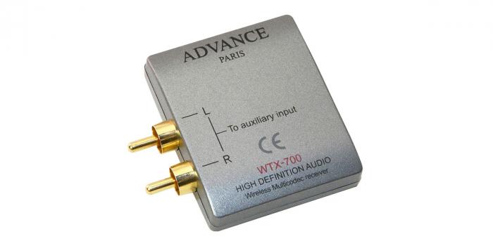 Adaptor bluetooth HD Advance Acoustic WTX-700 1