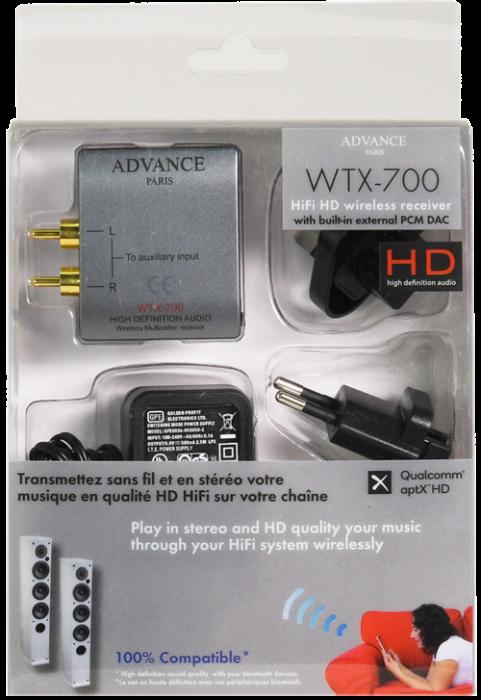 Adaptor bluetooth HD Advance Acoustic WTX-700 2