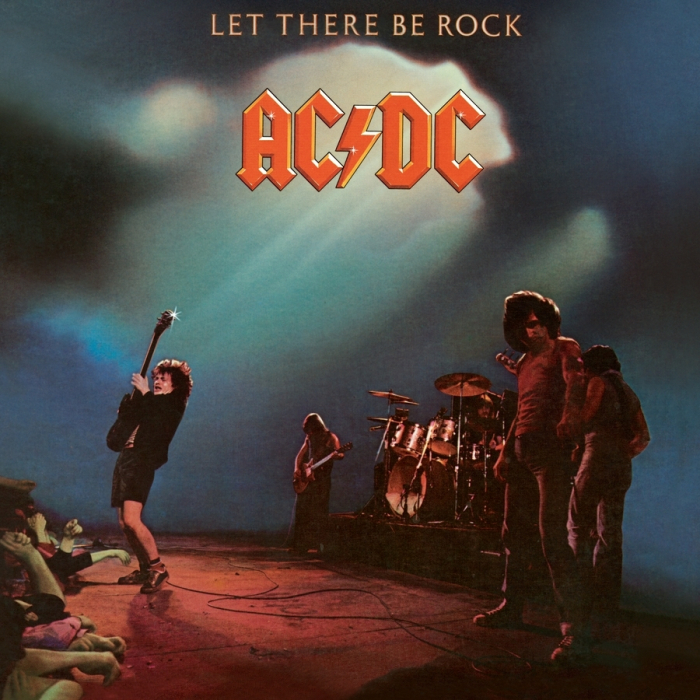 Vinil AC/DC-Let There Be Rock (180g Audiophile Pressing)-LP 0