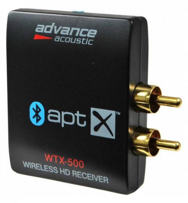 Adaptor bluetooth Advance Acoustic WTX-500 0