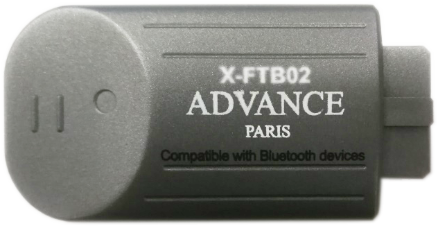 Adaptor bluetooth Advance Acoustic X-FTB02 0