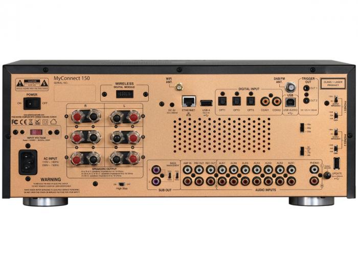 Amplificator Advance Acoustic MyConnect 150 1