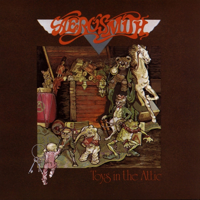 Vinil Aerosmith-Toys In The Attic-LP 0