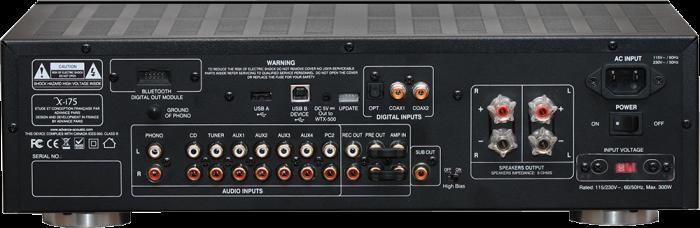 Amplificator Advance Acoustic X-i 75 1