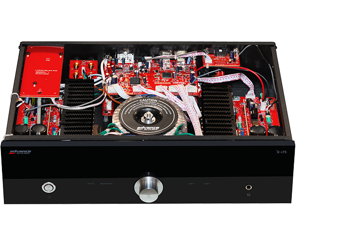 Amplificator Advance Acoustic X-i 75 2