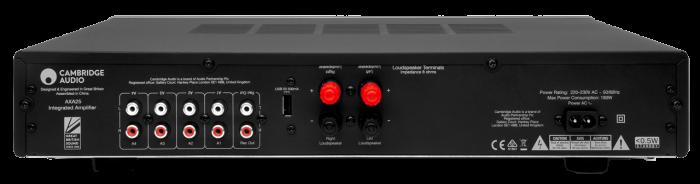 Amplificator Cambridge Audio AXA25 1