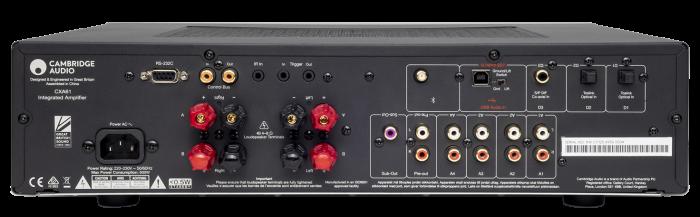 Amplificator Cambridge Audio CXA61 Lunar Grey 1