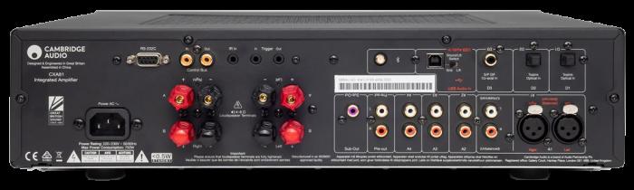 Amplificator Cambridge Audio CXA81 Lunar Grey 1