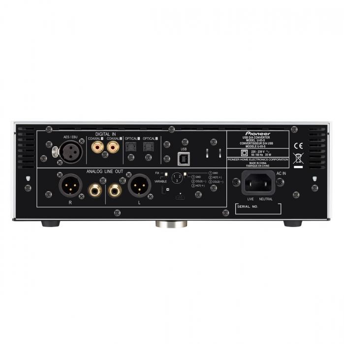 Amplificator casti si DAC Pioneer U-05-S 1