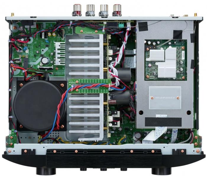 Amplificator cu streamer Marantz PM7000N 2