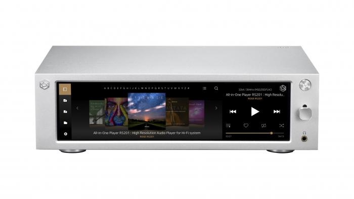 Amplificator cu Streamer si DAC HiFi Rose RS201E [0]