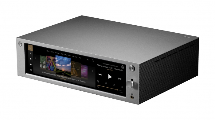 Amplificator cu Streamer si DAC HiFi Rose RS201E [1]