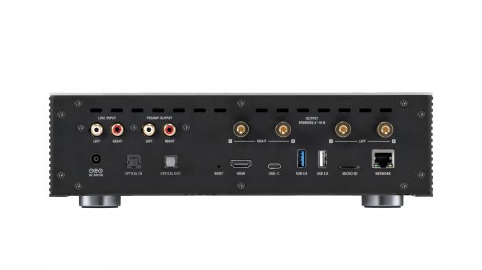 Amplificator cu Streamer si DAC HiFi Rose RS201E [3]