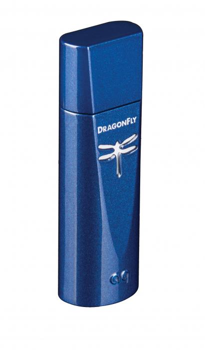 Amplificator de casti si DAC AudioQuest DragonFly Cobalt 1