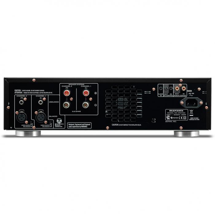 Amplificator de putere Marantz MM7025 1
