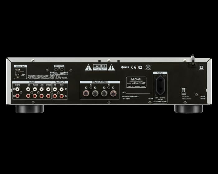 Amplificator Denon PMA-520AE 2