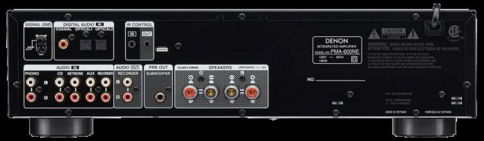 Amplificator Denon PMA-600NE 1