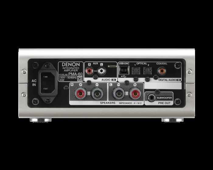 Amplificator Denon PMA-60 2