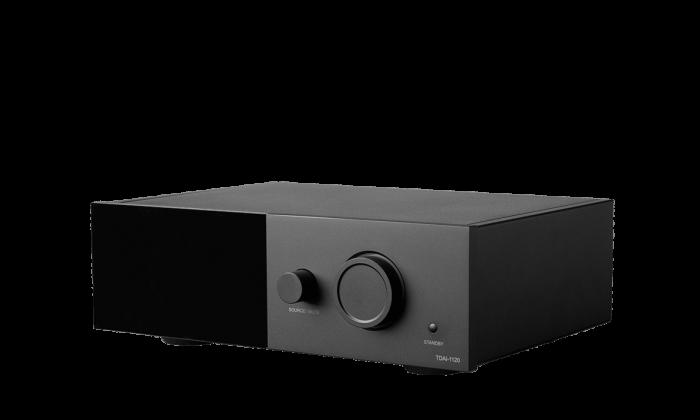Amplificator Lyngdorf TDAI-1120, 2x120W, solutie all-in-one cu HDMI si streaming [2]