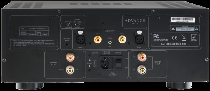 Amplificator putere Advance Acoustic X-A160 1