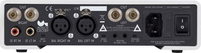 Amplificator putere M2Tech Crosby 1