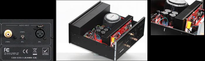 Amplificator putere monobloc Advance Acoustic X-A220 [3]