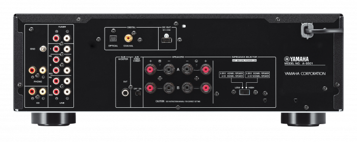 Yamaha A-S501 1