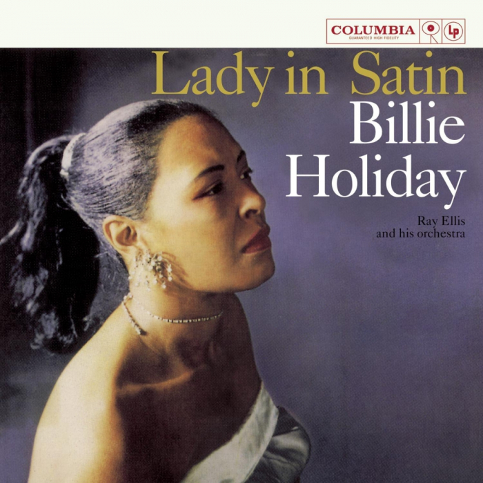 Vinil Billie Holiday-Lady In Satin (180g Audiophile Pressing)-LP 0