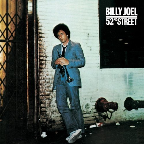Vinil Billy Joel-52nd Street (180g Audiophile Pressing)-LP 0