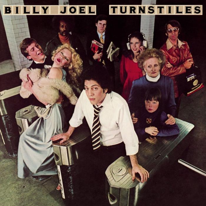 Vinil Billy Joel-Turnstiles (180g Audiophile Pressing)-LP 0