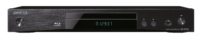Blu Ray Player Onkyo BD-SP353 0