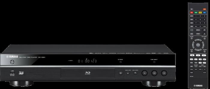 Blu Ray Player Yamaha BD-S681 0