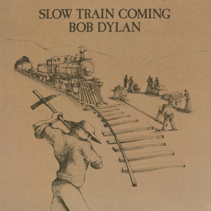 Vinil Bob Dylan (from Traveling Wilburys)-Slow Train Coming-LP 0