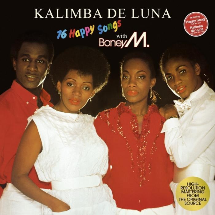 Vinil Boney M-Kalimba de Luna (High-Resolution Mastering from the Original Source)-LP 0