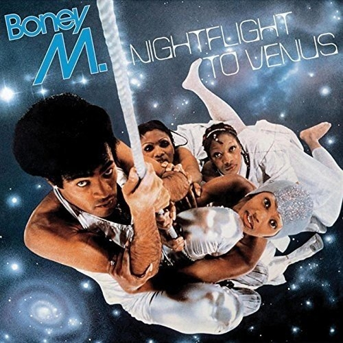 Vinil Boney M-Nightflight to Venus-LP 0