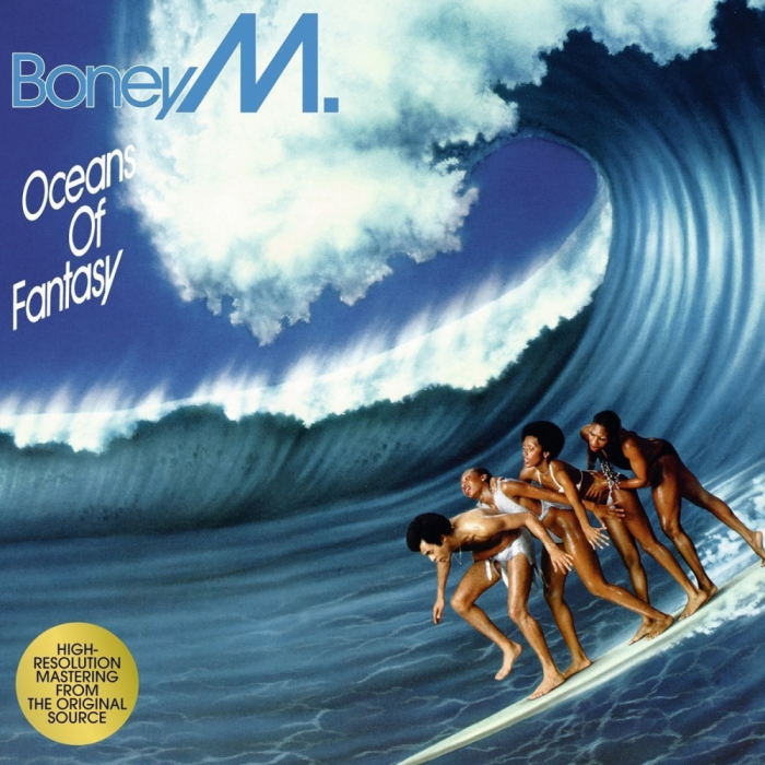 Vinil Boney M-Oceans of Fantasy (High-Resolution Mastering from the Original Source)-LP 0