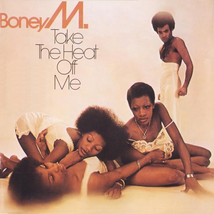Vinil Boney M-Take the Heat off Me-LP 0