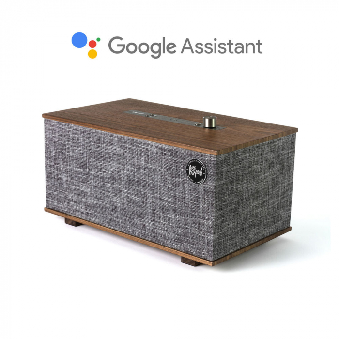 Boxa Wireless Wi-Fi Klipsch Three cu Google Assistant 1