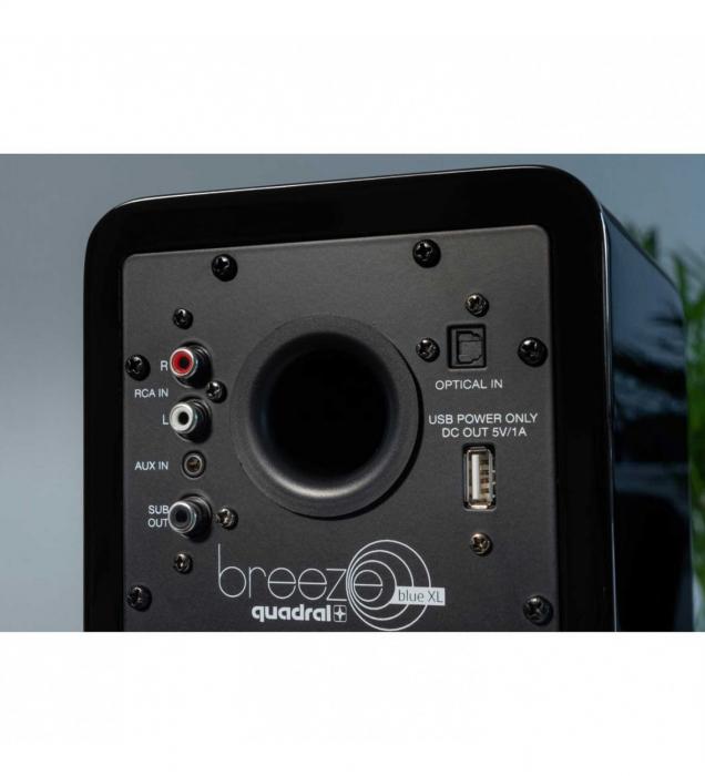 Boxe active wireless Quadral Breeze Blue XL 1