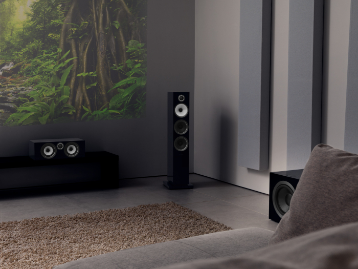 Boxe Bowers & Wilkins 704 S2 1
