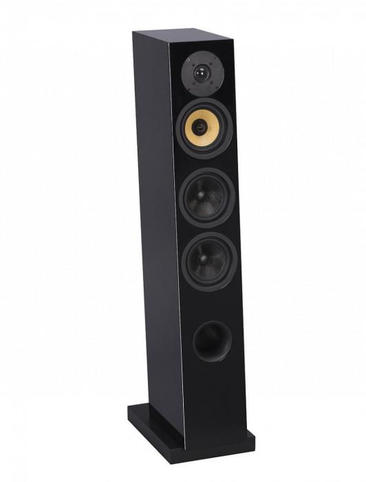 Boxe Davis Acoustics Courbet N 5 Negru 0