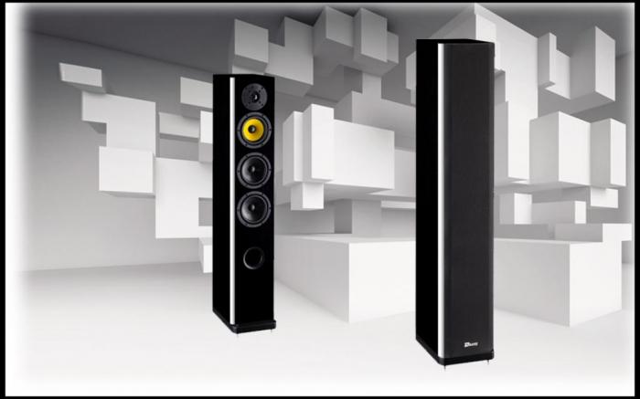 Boxe Davis Acoustics Matisse Serie 30 1