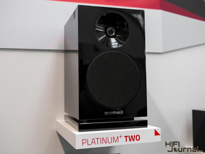 Boxe de raft Quadral Platinum+ Two 1