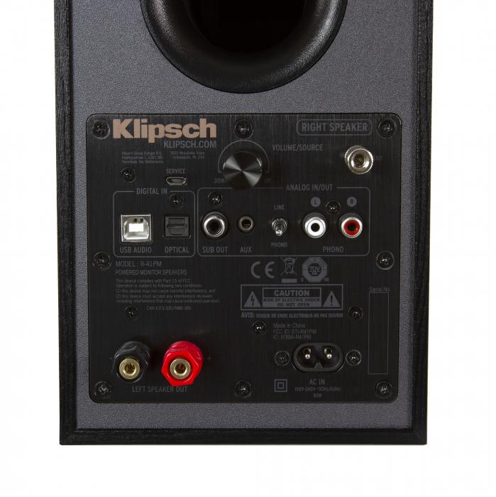 Boxe Klipsch R-41PM 3
