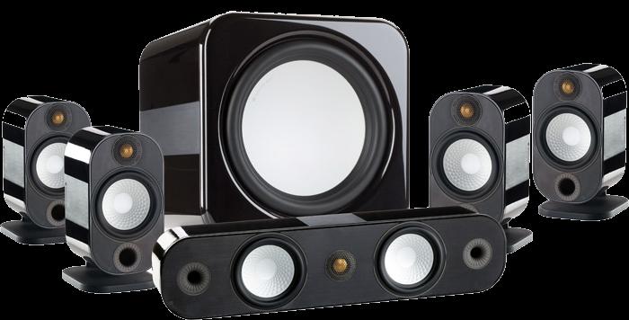 Boxe Monitor Audio Apex pachet 5.1 [0]