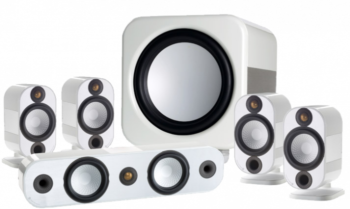 Boxe Monitor Audio Apex pachet 5.1 0
