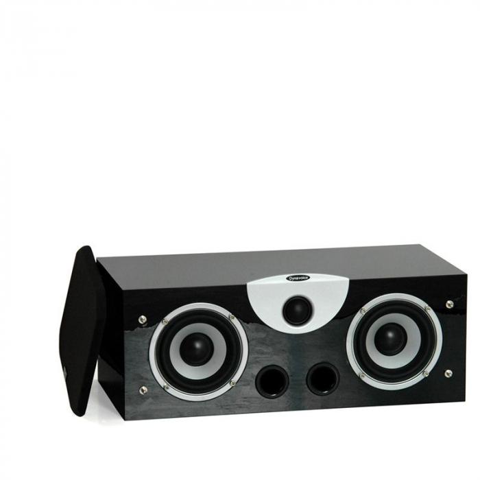 Boxe podea Dynavoice Magic F7 EX + Boxa centru Dynavoice Magic C4 EX + Boxe raft Dynavoice Magic S4 EX 2