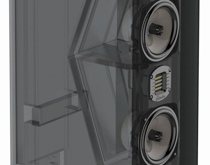 Boxe podea GoldenEar TRITON ONE cu subwoofer activ incorporat, 14Hz - 35kHz, 92dB 2