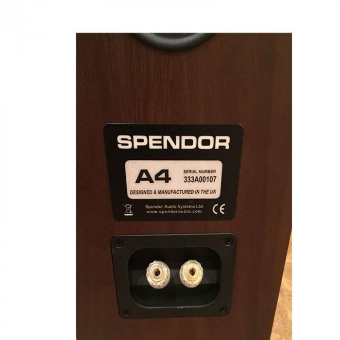 Boxe podea Spendor A4 [3]