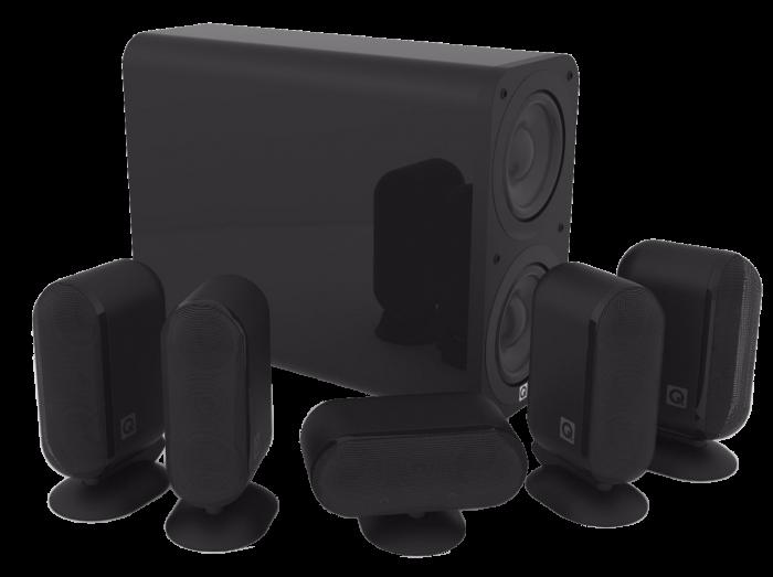 Boxe Q Acoustics 7000i Plus 5.1 [0]